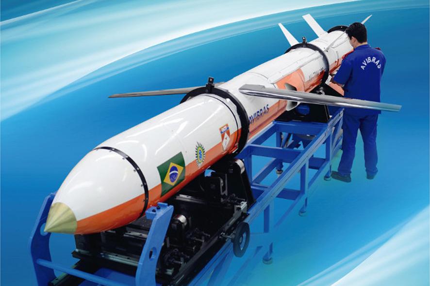 AV-TM 300 – O primeiro míssil de cruzeiro brasileiro